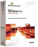 SQL Svr Ent 2005 x64 Eng AE CD/DVD 25 Cl.